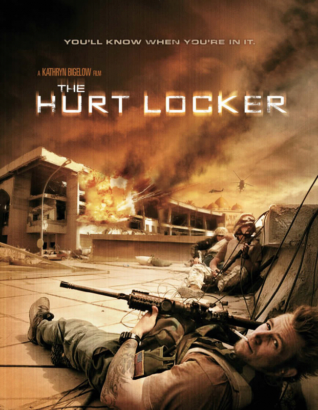 hurt locker and ptsd Hurt locker: sergeant james shot eldridge on purpose to save him from ptsd and shooting someone to save them from ptsd doesn't make much sense either.